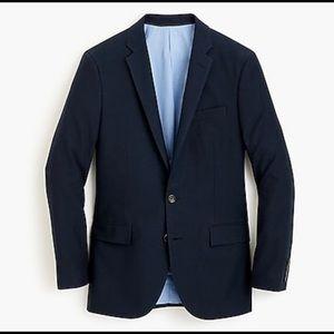 J. Crew Ludlow Slim-fit suit jacket